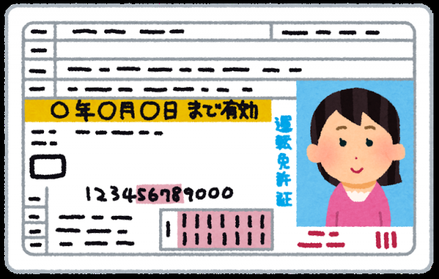 運転免許1